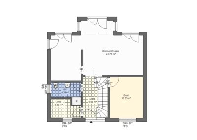 Landhaus 140 EG
