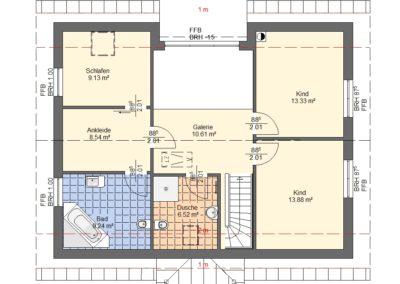 Landhaus 156 DG