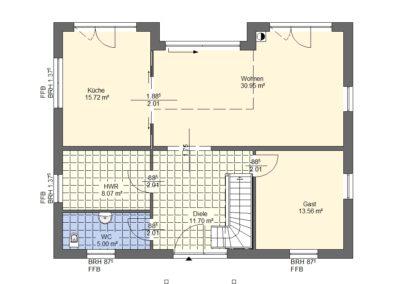 Landhaus 156 EG